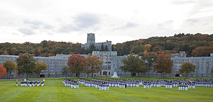 West Point Band - Image: West Point Band Marching Band