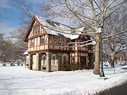 West Point Cemetery Caretaker's Cottage