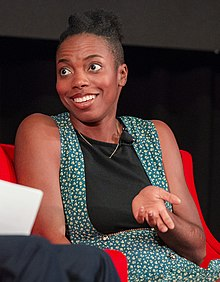 What's So Funny About Race? panel at the LBJ Presidential Library Dig14492jjg-045 (46659539155).jpg