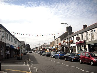 Whitchurch, Cardiff - Image: Whitchurch Cardiff