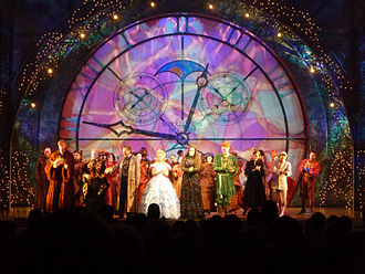 Megamusical - Image: Wicked at the Omaha Orpheum theater