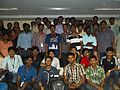 WikiAcademy1 College of Engineering, Guindy 22.JPG