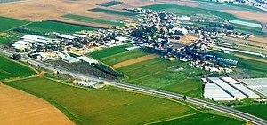 Uza, Israel - Image: Wiki Air IL 12 01 183B
