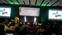 Wikimania 2015 opening ceremony ovedc 24.jpg