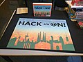 Wikimedia hackathon Barcelona puzzle complete.jpg