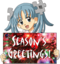 Wikipe-tan holding sign Season's Greetings.png
