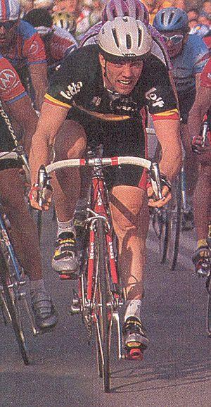 Wilfried Nelissen - Nelissen at the 1995 Vuelta a Andalucía