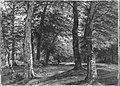 Wilhelm von Kobell - Waldweg mit Jäger - 10423 - Bavarian State Painting Collections.jpg