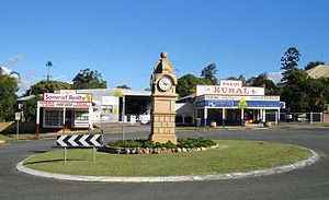 Kilcoy, Queensland - Main Street, Kilcoy