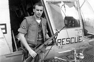 38th Rescue Squadron - Image: William Pitsenbarger