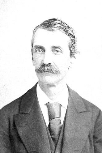 William Rich Hutton - William Rich Hutton in 1880