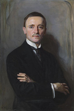 William Richards Castle Jr (1878-1963), by Philip de László (1869-1937)