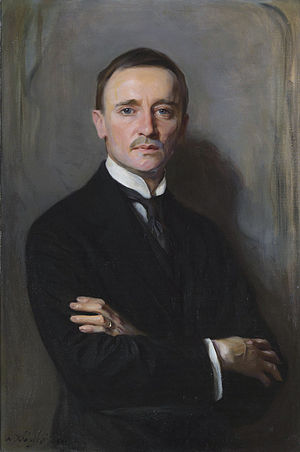 William Richards Castle Jr. - William Richards Castle Jr. (Philip de László, 1921)