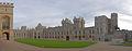 Windsor Castle Upper Ward Quadrangle Corrected - Nov 2006.jpg