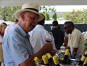 Wine festival - Stellenbosch Wine Festival in South Africa