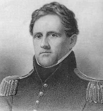 Winfield Scott, ca. War of 1812