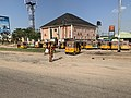 Woman Crossing Street - Abuja.jpg