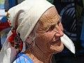 Woman Vendor in Central Market - Poltava - Ukraine - 03 (42122502860).jpg