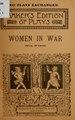 Women in war (IA womeninwar00gods).pdf