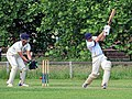 Woodford Green CC v. Hackney Marshes CC at Woodford, East London, England 092.jpg