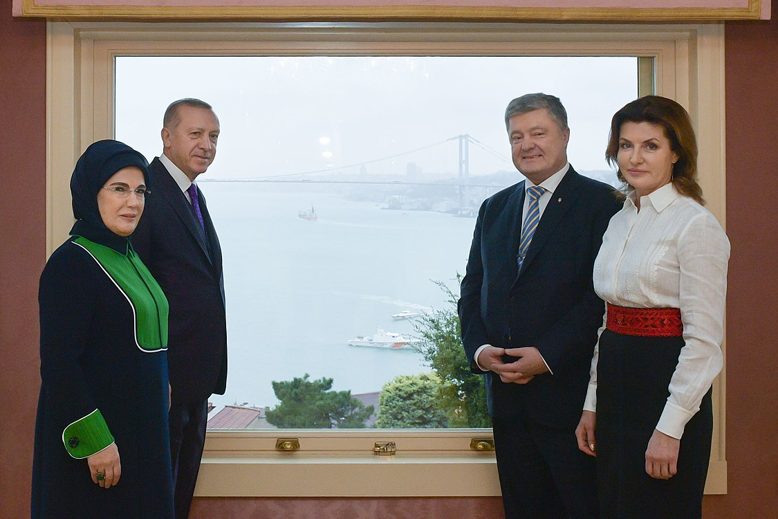 Working visit of the President of Ukraine Petro Poroshenko to the Turkish Republic (2019-01-05) 08.jpg