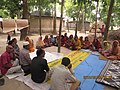 Workshop of Cattle rearing by NGO in Bangladeshi village 2015 18.jpg