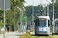 Wroclaw, new tram lines, Stadion and Kozanow (5).JPG