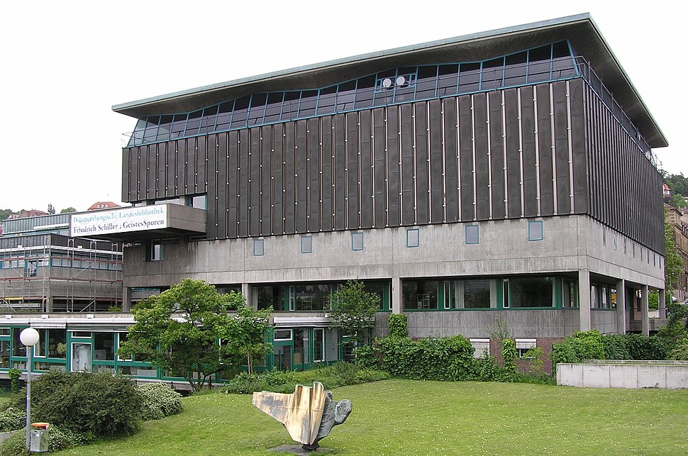 Wuerttembergische landesbibliothek 2005 05a