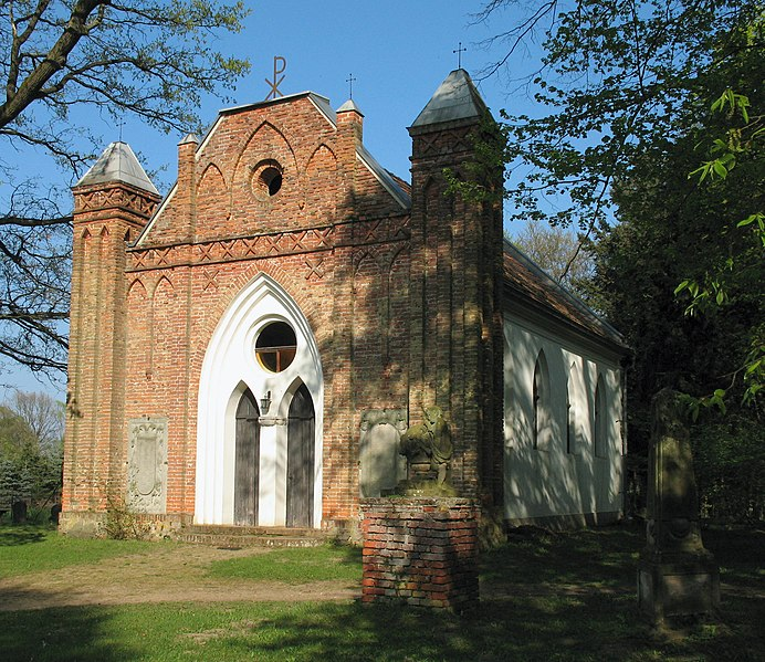 File:Wusterhausen Tornow church.jpg