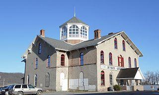 Wysox Township, Bradford County, Pennsylvania Township in Pennsylvania, United States