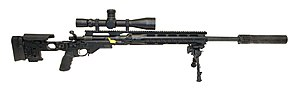 M2010 Enhanced Sniper Rifle - Image: XM2010