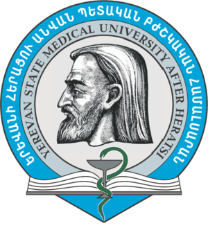 Yerevan State Medical University - Image: YSMU logo
