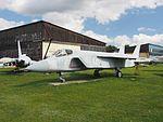 Yak-141 (141) at Central Air Force Museum pic2.JPG