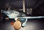 Yakovlev Yak-9 Yakovlev Yak-9 Yakovlev Museum Moscow Sep93 01 (17150934471).jpg