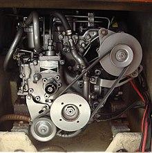 Largest Marine Diesel Engine