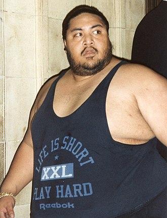 Yokozuna (wrestler) - Yokozuna in October 1995