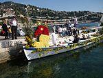 Yole de Villefranche~Combat naval fleuri.jpg