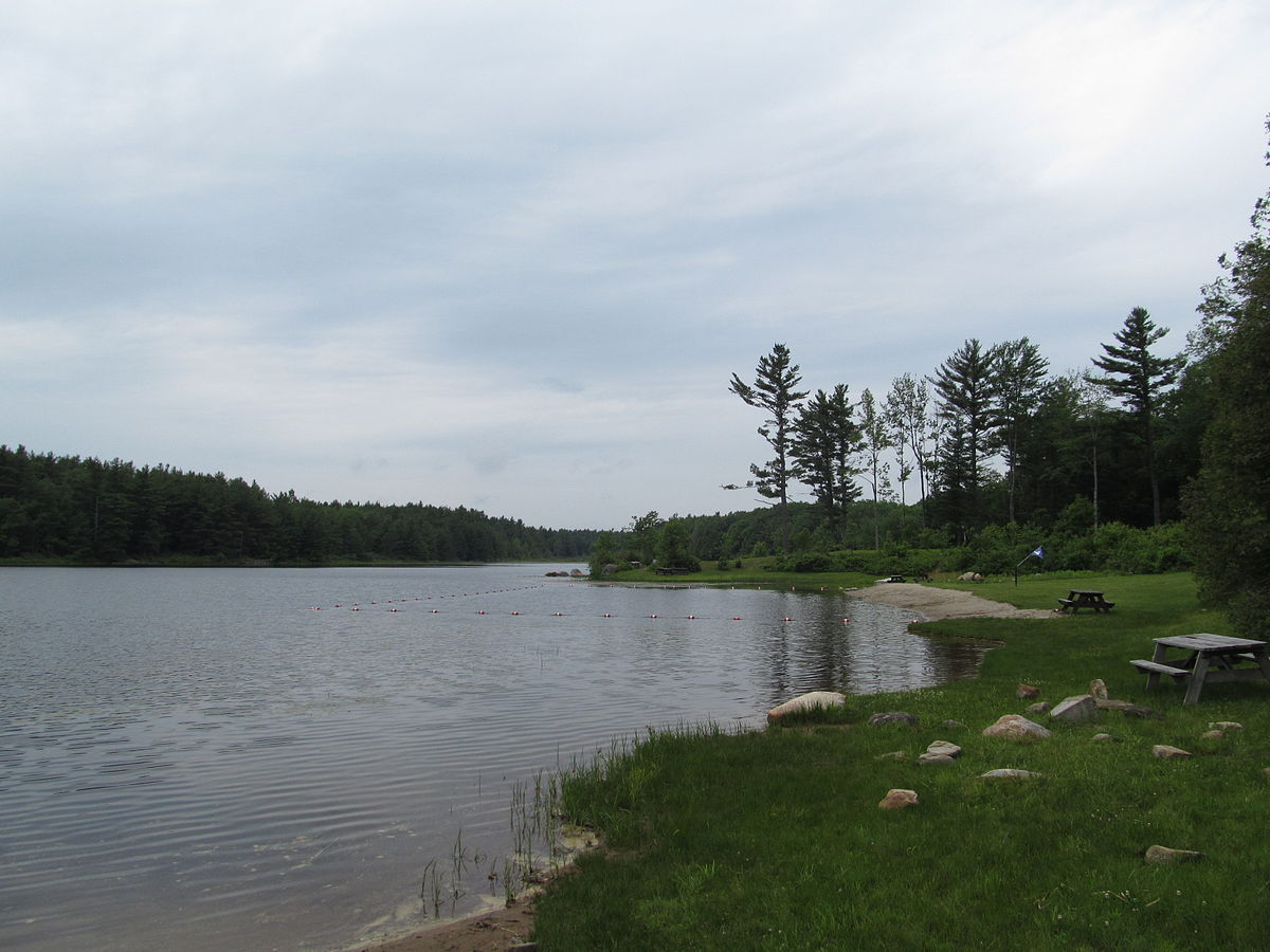 Sandisfield state forest wikipedia for Freshwater fishing in massachusetts