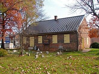 York Meetinghouse - York Meetinghouse, November 2010