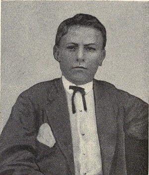 Charlie Siringo - Young Siringo