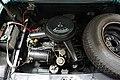 Ypsilanti Automotive Heritage Museum May 2015 034 (1964 Chevrolet Corvair engine).jpg