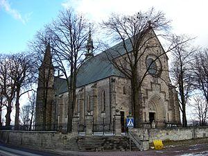 Żarnów - Saint Nicholas Church in Żarnów