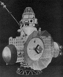russian zond spacecraft - photo #23