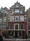 foto van Pand met gotische topgevel, verwant aan die van zaadmarkt 109