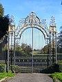 """Golden Gates"", Clandon Park - geograph.org.uk - 598558.jpg"