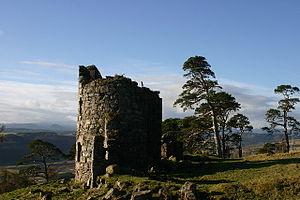 Tulloch Castle - Caisteal Gorach