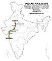 (Jaipur - Mumbai) Express Route map.jpg