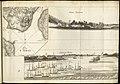 (Plan d'Amboy - vues de la rade de Charles-Town et de Fort Sulivan, mai 1780) (10825798246).jpg