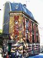 Écouen (95), immeuble style historisant (Louis XIII), XIXe siècle, 33 rue Paul-Lorillon.jpg
