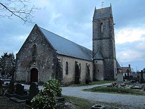 Église Saint-Martin de Montaigu-la-Brisette